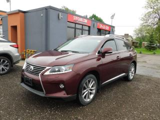 Used 2015 Lexus RX 350 Sportdesign for sale in St. Thomas, ON