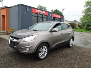Used 2010 Hyundai Tucson Limited for sale in St. Thomas, ON