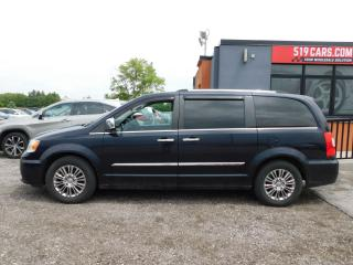 Used 2011 Chrysler Town & Country Limited|DVD|LEATHER|POWER SLIDING DOOR/TAILGATE for sale in St. Thomas, ON