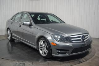 Used 2013 Mercedes-Benz C-Class C300 4 MATIC CUIR TOIT MAGS for sale in St-Hubert, QC