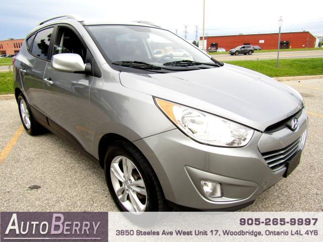2010 Hyundai Tucson GLS - 2.4L - FWD