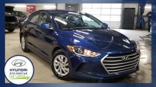 Used 2018 Hyundai Elantra LE BA for sale in Val-David, QC