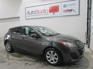 Used 2010 Mazda MAZDA3 Sport GX **AUTO**A/C**GR.ÉLEC.** for sale in Mirabel, QC