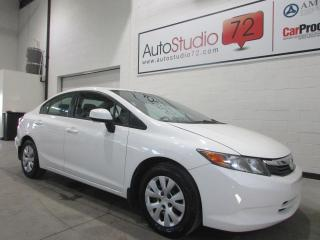 Used 2012 Honda Civic LX **AUTOMATIQUE**A/C** for sale in Mirabel, QC