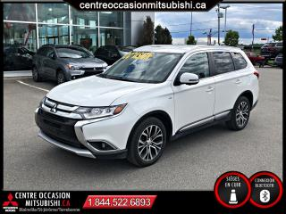 Used 2017 Mitsubishi Outlander GT S-AWC CUIR TOIT OUVRANT V6 for sale in St-Jérôme, QC