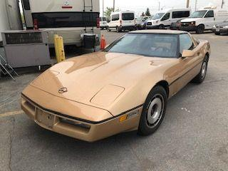 Used 1984 Chevrolet Corvette 5.7L Crossfire for sale in Burlington, ON