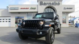 Used 2019 Jeep Wrangler ENSEMBLE TEMPS FROID APPLE CARPLAY / AND for sale in Napierville, QC