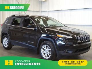 Used 2017 Jeep Cherokee NORTH AWD CAMÉRA for sale in St-Léonard, QC