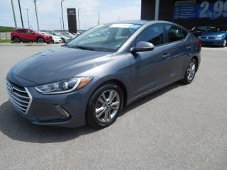 Used 2017 Hyundai Elantra Gl,mags,a/c,camera,c for sale in Mirabel, QC