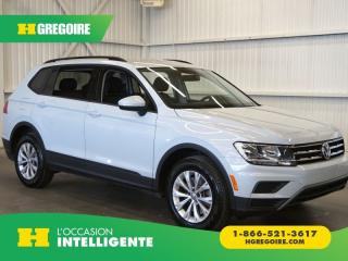 Used 2019 Volkswagen Tiguan TRENDLINE CAMÉRA for sale in St-Léonard, QC