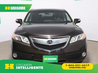 Used 2015 Acura RDX TECH PKG AWD CUIR for sale in St-Léonard, QC