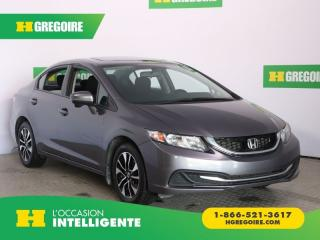 Used 2015 Honda Civic EX A/C TOIT MAGS for sale in St-Léonard, QC