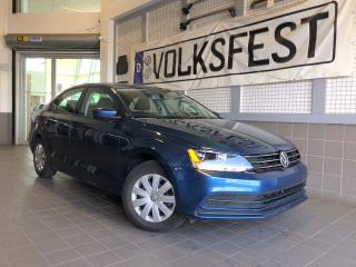 Used 2017 Volkswagen Jetta Trendline for sale in Lasalle, QC