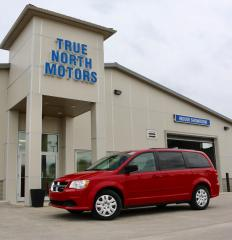Used 2014 Dodge Grand Caravan SXT Bluetooth Stow n Go Rear Air/Heat for sale in Selkirk, MB