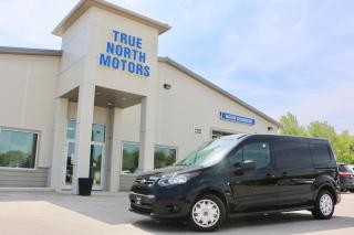Used 2014 Ford Transit Connect XLT Bluetooth Back-Up Cam Dual Slide Doors Leasing for sale in Selkirk, MB