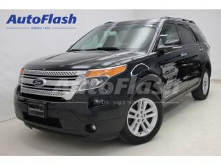 Used 2014 Ford Explorer XLT- Limited 4WD * Cuir * Toit-Pano * GPS/Camera for sale in St-Hubert, QC