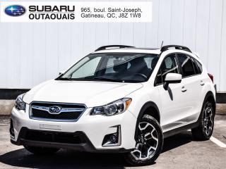 Used 2016 Subaru XV Crosstrek Sport Tech for sale in Gatineau, QC
