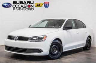 Used 2013 Volkswagen Jetta 4dr 2.0l for sale in Boisbriand, QC