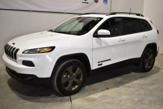 Used 2017 Jeep Cherokee North 75 ième toit pano.+démarreur/distance for sale in Sherbrooke, QC