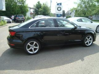 Used 2015 Audi A3 2.0t Premium Pack for sale in Ste-Thérèse, QC