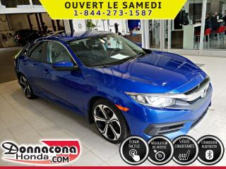 Used 2016 Honda Civic LX***GARANTIE PROLONGÉE***MAGS*** for sale in Donnacona, QC