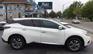 Used 2017 Nissan Murano SV AWD for sale in Dunnville, ON