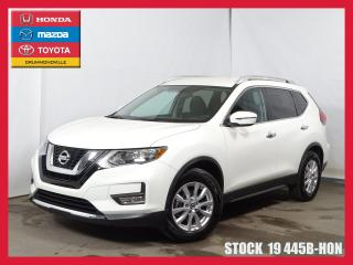 Used 2017 Nissan Rogue Sv+a/c+regvit+siegch for sale in Drummondville, QC