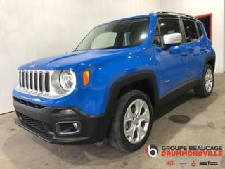 Used 2015 Jeep Renegade LTD for sale in Drummondville, QC