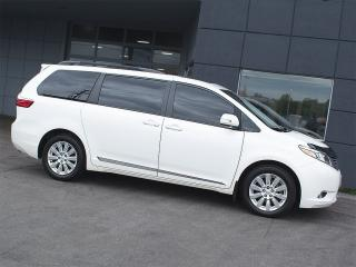 Used 2015 Toyota Sienna AWD|LTD|NAVI|REARCAM|DUAL DVD|PANOROOF for sale in Toronto, ON