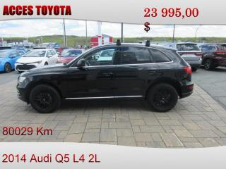 Used 2014 Audi Q5 2.0 Tfsi Quattro for sale in Rouyn-Noranda, QC