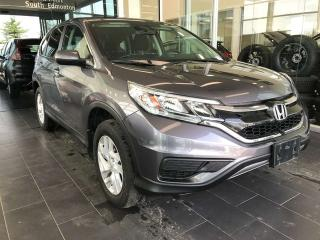 Used 2015 Honda CR-V SE, HEATED SEATS, KEYLESS IGNITION, BLUETOOTH for sale in Edmonton, AB
