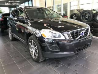 Used 2012 Volvo XC60 T6 R-DESIGN, ACCIDENT FREE, POWER HEATED LEATHER SEATS, SKYROOF, KEYLESS IGNITION for sale in Edmonton, AB