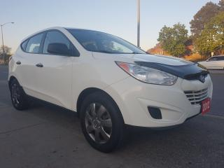 Used 2012 Hyundai Tucson GL-Extra Clean-Bluetooth-HEATED SEATS-AUX-USB for sale in Scarborough, ON