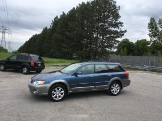 Used 2006 Subaru Outback 2.5i for sale in Toronto, ON