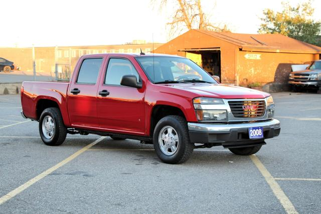 2008 GMC Canyon SLE