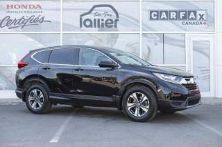 Used 2017 Honda CR-V LX ***GARANTIE 10 ANS/200 000 KM*** for sale in Québec, QC