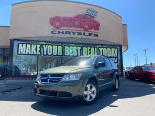 Used 2017 Dodge Journey LOADED+ALLOYS,7 PASSENGER+MORE for sale in Toronto, ON