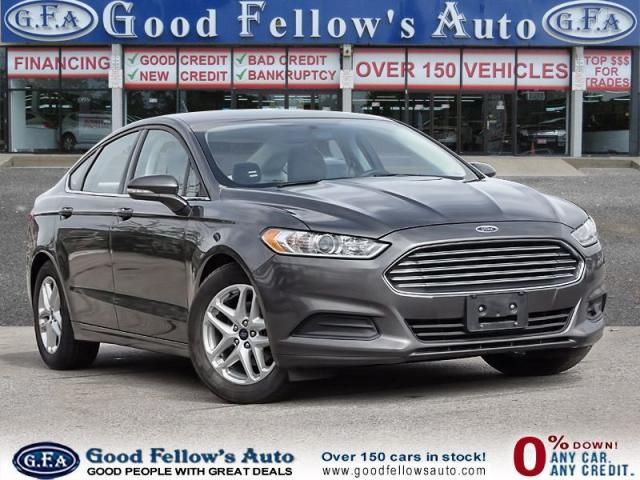 2016 Ford Fusion SE MODEL, 2.5 LITER, REARVIEW CAMERA