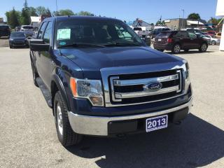 Used 2013 Ford F-150 XLT | 4X4 | ONE OWNER | BLUETOOTH for sale in Harriston, ON
