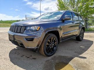 Used 2019 Jeep Grand Cherokee Altitude IV Package for sale in Edmonton, AB