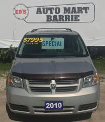 Used 2010 Dodge Grand Caravan Base for sale in Barrie, ON