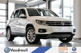 Used 2015 Volkswagen Tiguan Comfortline 4MOTION * TOIT PANO * 17 PO for sale in Vaudreuil-Dorion, QC