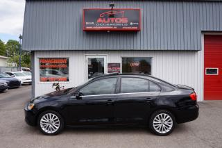 Used 2012 Volkswagen Jetta HIGHLINE for sale in Lévis, QC