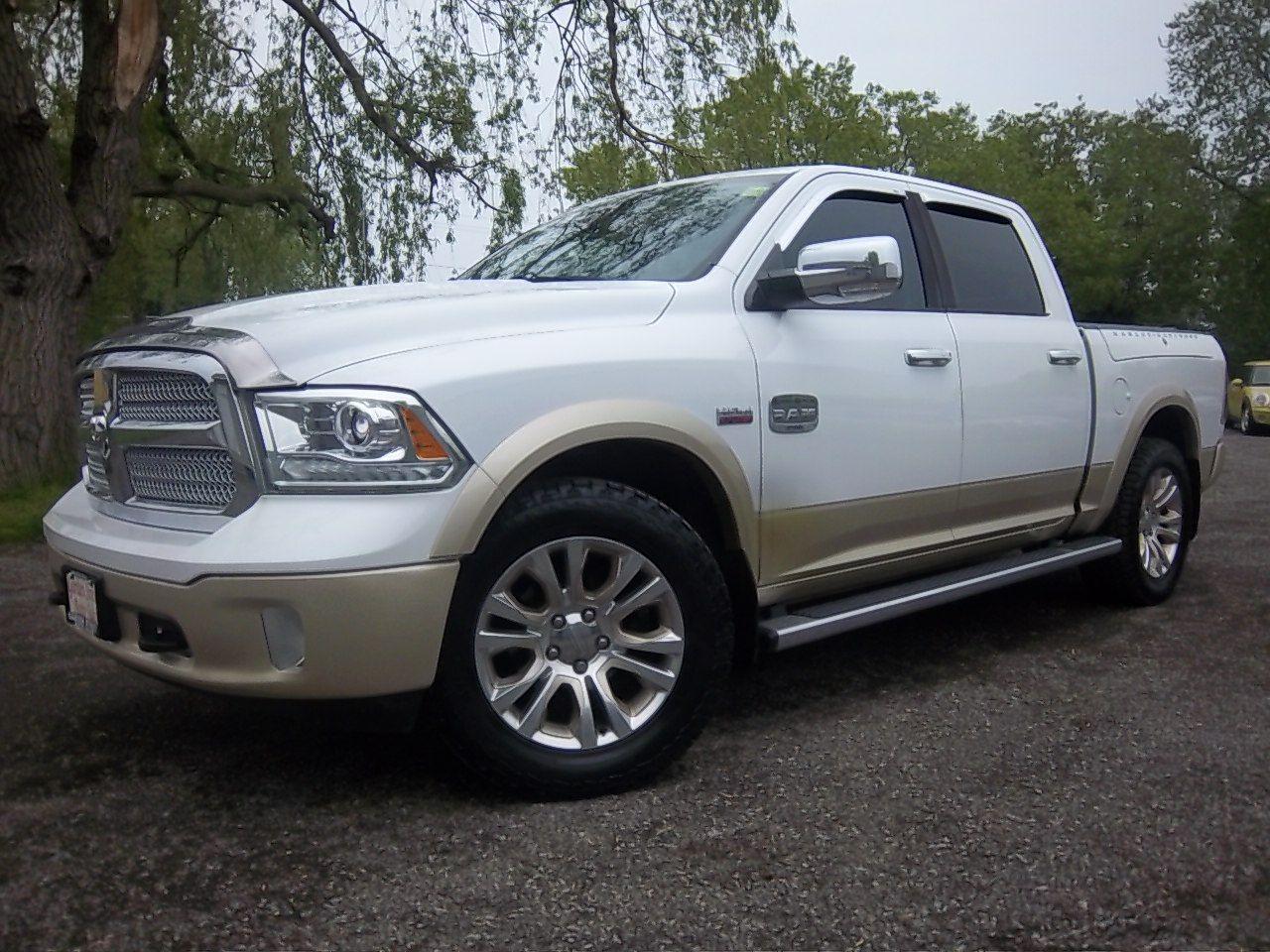 2013 RAM 1500 LARAMIE LONGHORN
