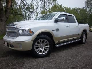 Used 2013 RAM 1500 LARAMIE LONGHORN for sale in Oshawa, ON