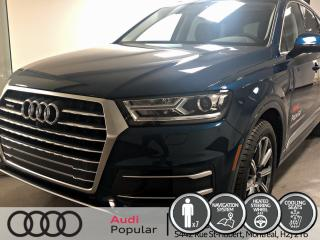 Used 2018 Audi Q7 Progressiv 3.0 TFSI quattro tiptronic for sale in Montréal, QC