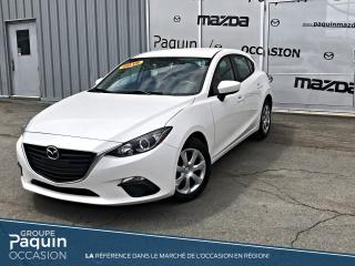 Used 2016 Mazda MAZDA3 GX for sale in Rouyn-Noranda, QC