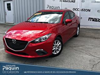 Used 2016 Mazda MAZDA3 GS for sale in Rouyn-Noranda, QC