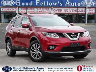 Used 2015 Nissan Rogue SL MODEL, AWD, POWER SEATS, REARVIEW CAMERA, NAVI for sale in Toronto, ON