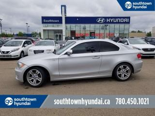 Used 2010 BMW 1 Series 128i for sale in Edmonton, AB